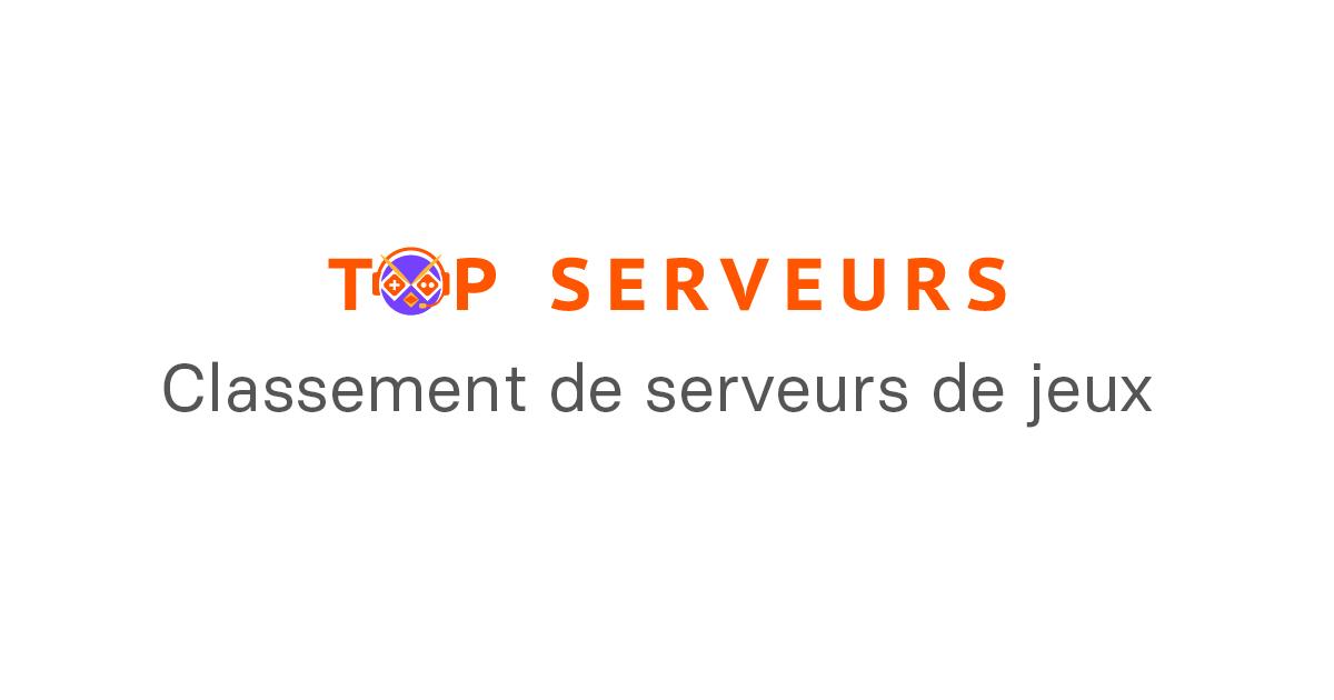 Classement des meilleurs serveurs Mods communautaires Rust - Top